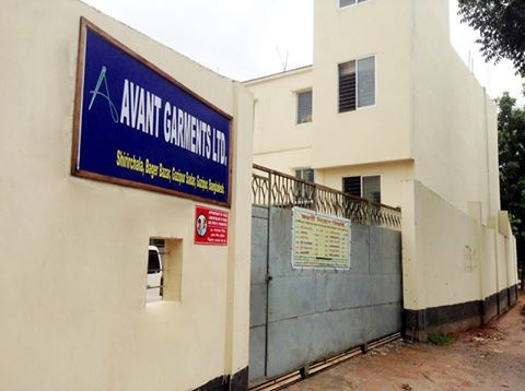 Installation of  Fire Detection System & Fire Rated Door in Avant Garments Ltd.