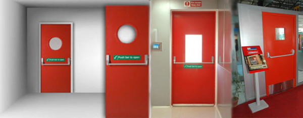 FIRE RATED DOOR (FRD)